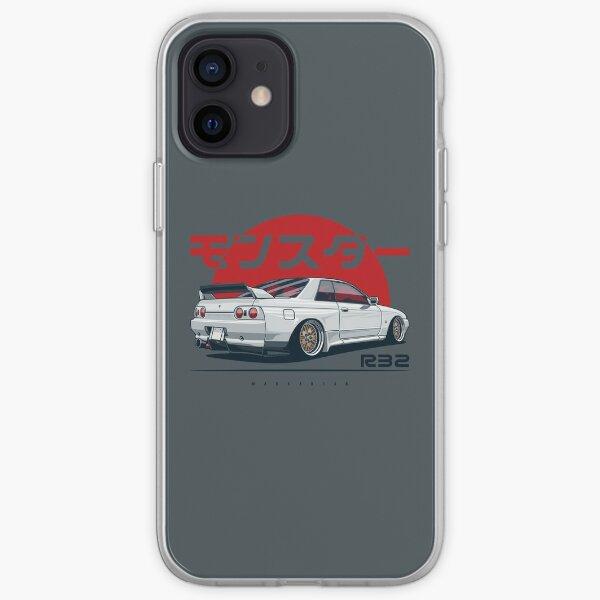 Monster. Skyline R32 GTR iPhone Soft Case