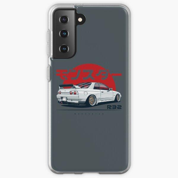 Monster. Skyline R32 GTR Samsung Galaxy Soft Case