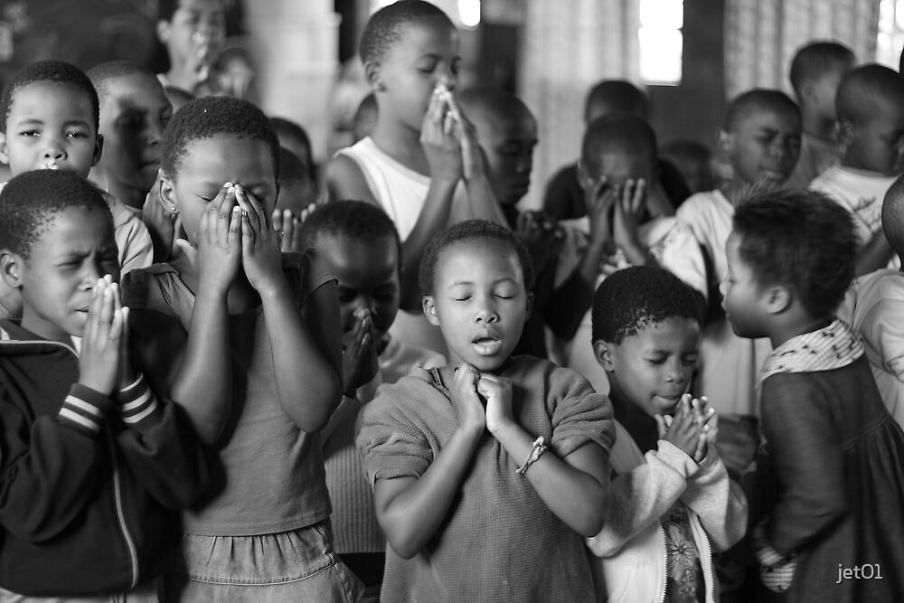 In Prayer by jet01