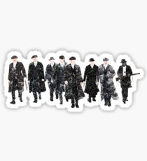 Peaky Blinders watercolour Sticker