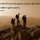 The Life in your years by mikebov