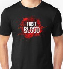 First Blood Unisex T-Shirt