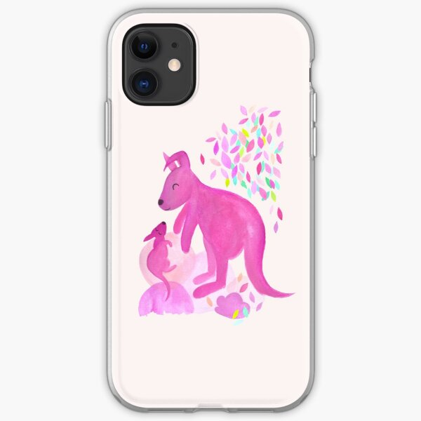 Little Roo iPhone Soft Case