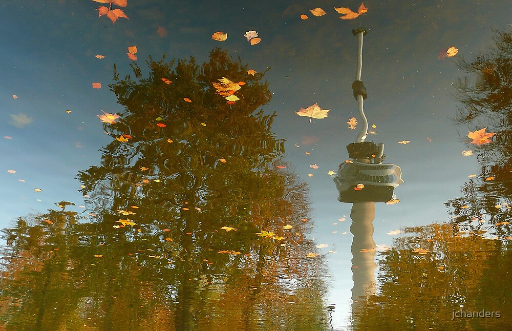 Autumn in Rotterdam by jchanders