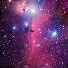 Purple Galaxy by rapplatt