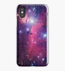 Purple Galaxy iPhone Case/Skin