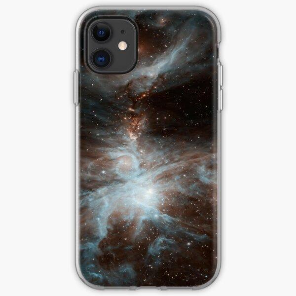 Black Galaxy iPhone Soft Case