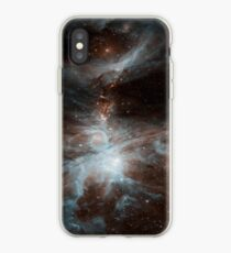 Schwarze Galaxie iPhone-Hülle & Cover