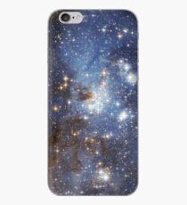 Vinilo o funda para iPhone Galaxia azul