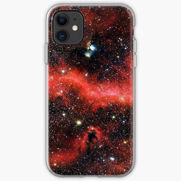 Pink Galaxy 2.0 iPhone Soft Case