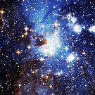 Blue Galaxy 3.0 by rapplatt