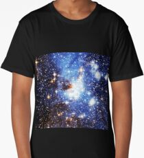 Blue Galaxy 3.0 Long T-Shirt