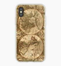 Ancient Map iPhone Case