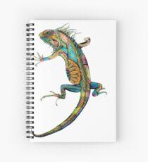 Cuaderno de espiral Iggy la iguana