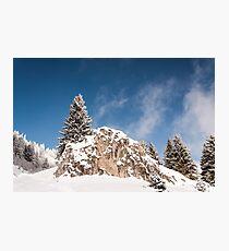 Climber Photographic Print