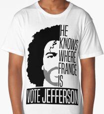 Vote For Jefferson Long T-Shirt