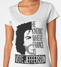 Vote For Jefferson Women's Premium T-Shirt