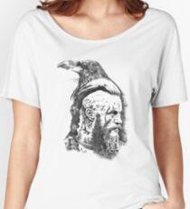KING RAGNAR LOTHBROK - VIKINGS Women's Relaxed Fit T-Shirt