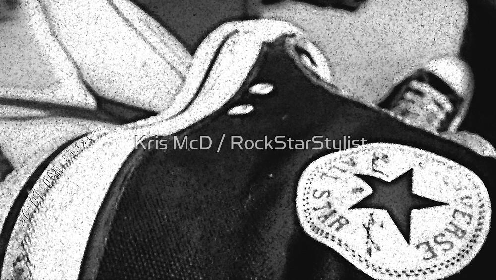 chucks rule! by Kris McD / RockStarStylist