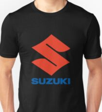 Suzuki logo Unisex T-Shirt