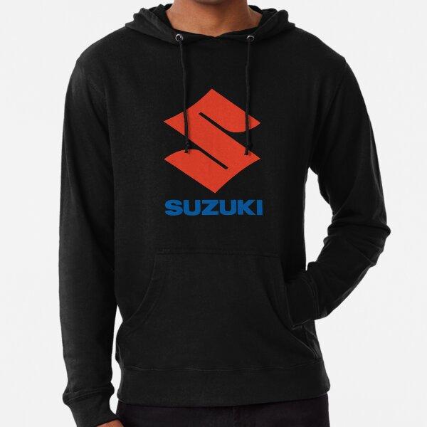Suzuki logo Lightweight Hoodie