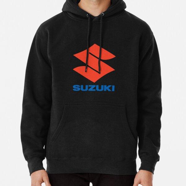 Suzuki logo Pullover Hoodie