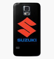 Suzuki logo Case/Skin for Samsung Galaxy