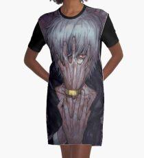Tomura Shigaraki Graphic T-Shirt Dress