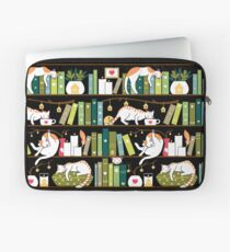 Library cats Laptop Sleeve