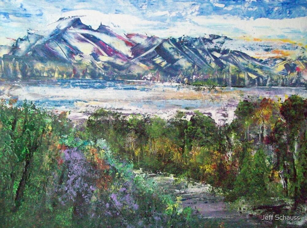 A Place To Wonder by Jeff Schauss