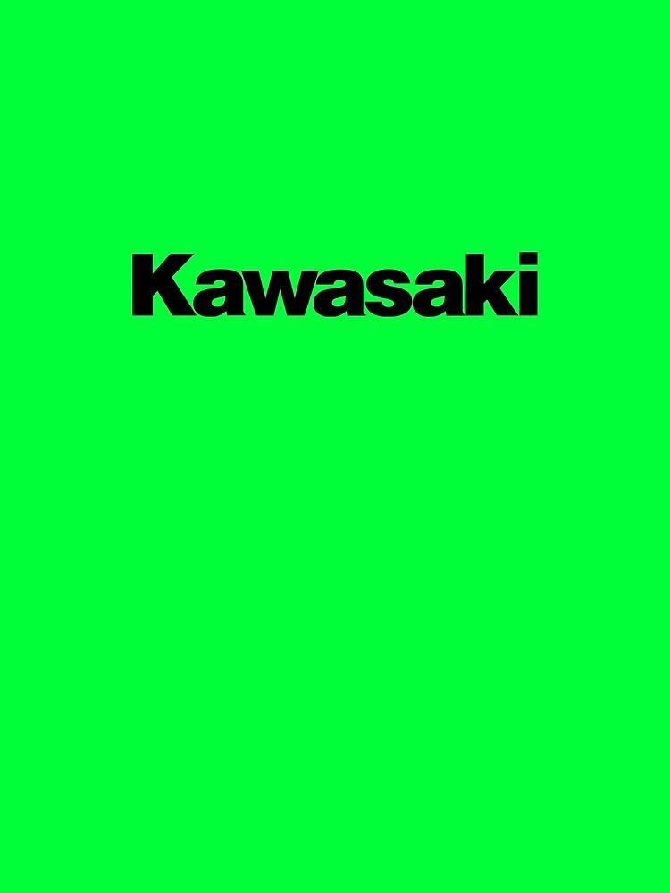 Kawasaki Logo By Thraster