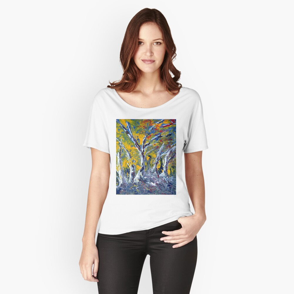 Get lost Women's Relaxed Fit T-Shirt Front