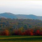 """""""View of the Smokies  from Mountain Home, Tennessee""""... prints and products by Bob Hall©"""
