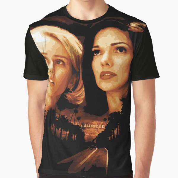 Mulholland Drive Graphic T-Shirt
