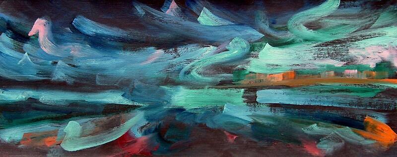 Landscape S7 by Nurhilal Harsa