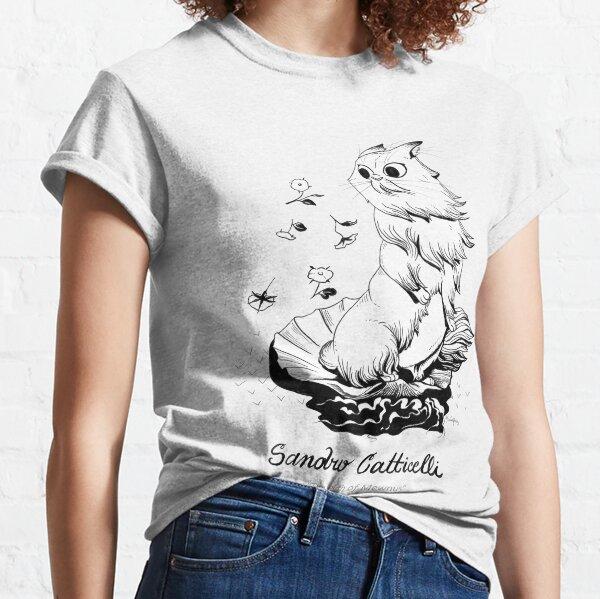 #meowdernart - Sandro Catticelli Classic T-Shirt