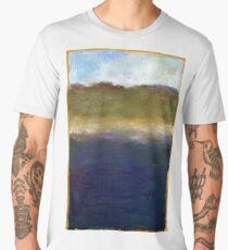 Abstract Dunes Men's Premium T-Shirt