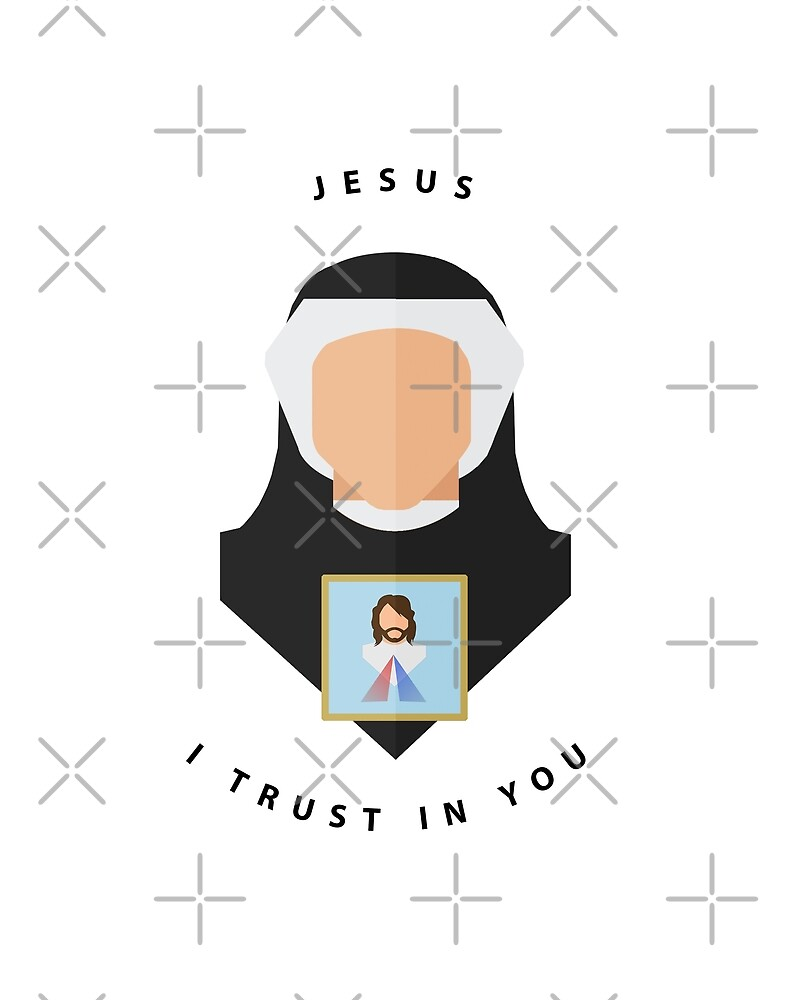 St. Faustina by All Saints Shop