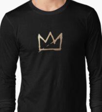 GOLD CROWN Long Sleeve T-Shirt