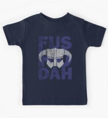 fus ro dah Kids Clothes