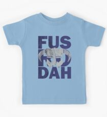 fus ro dah Kids Clothes