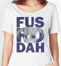 fus ro dah Women's Relaxed Fit T-Shirt