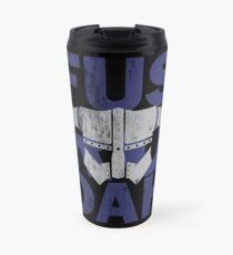 fus ro dah Travel Mug