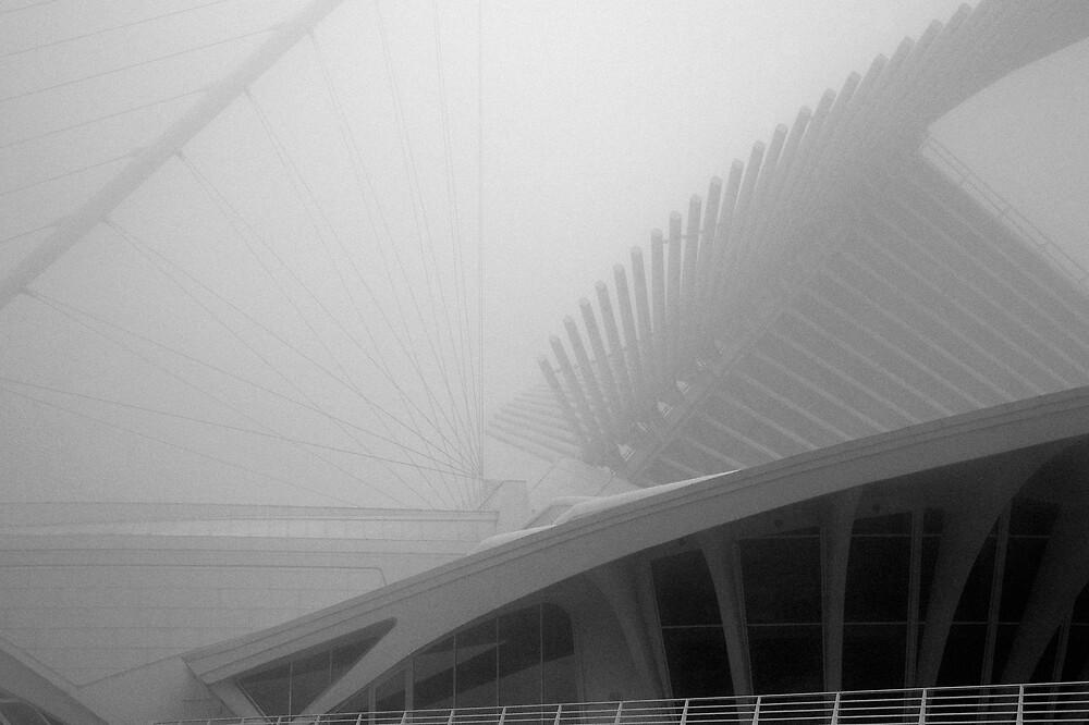 Form and Fog by Kurt Kamka