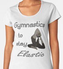 Gymnastic Women's Premium T-Shirt