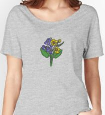 hippo campus violet x buttercup Women's Relaxed Fit T-Shirt