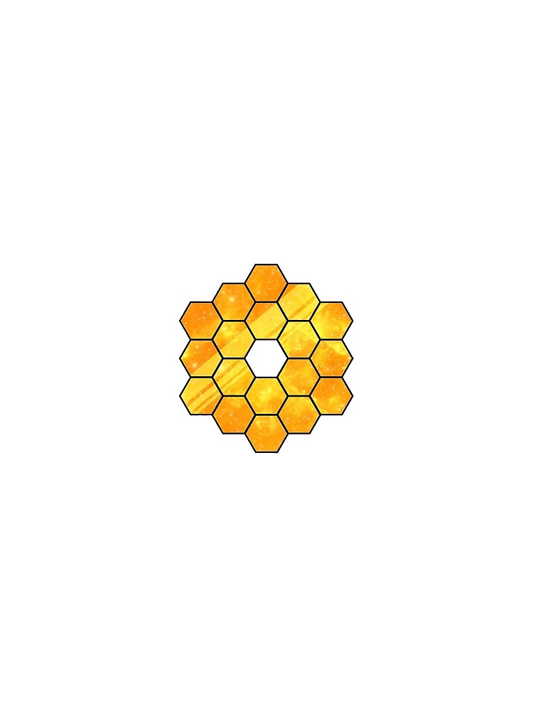 James webb space telescope by Afffinity