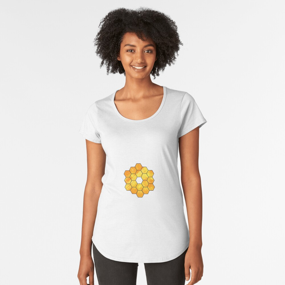 James webb space telescope Premium Scoop T-Shirt