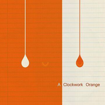 A  CLOCKWORK ORANGE by FernandoVieira