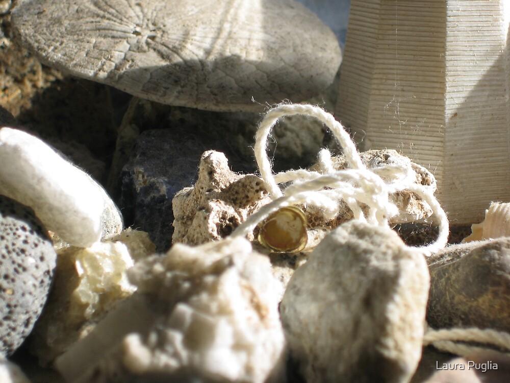 Rocks, Rope & Shells by Laura Puglia